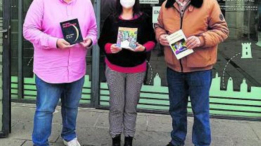 Paterna amplía el catálogo de obras de autores locales