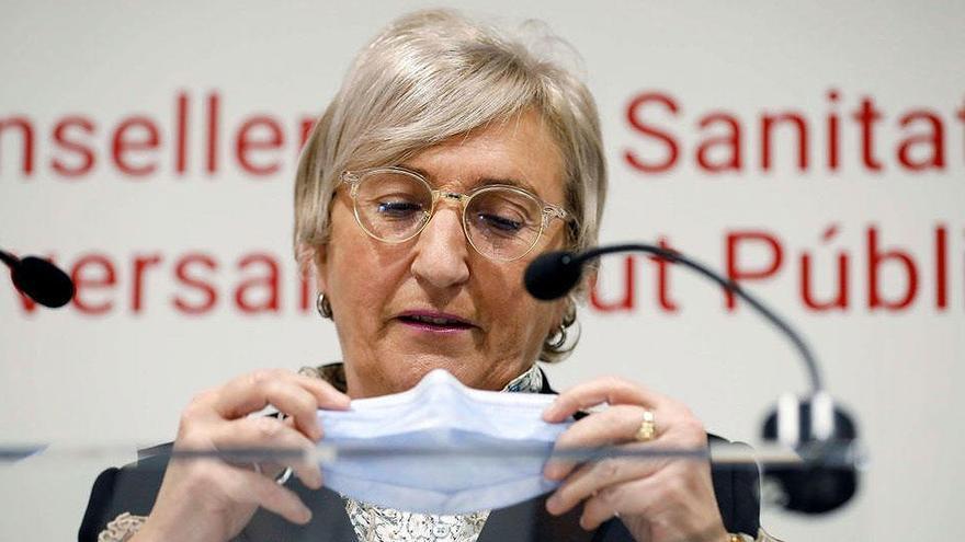 La Comunidad Valenciana ordena no vacunar con la segunda dosis a los que se colaron