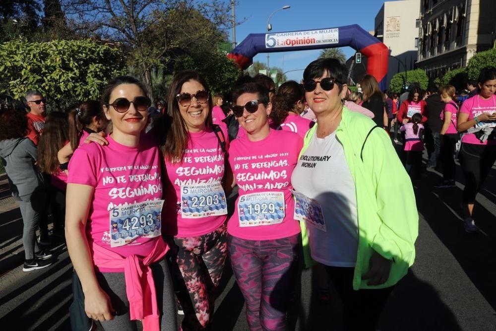 Carrera de la Mujer Murcia 2020: Recorrido