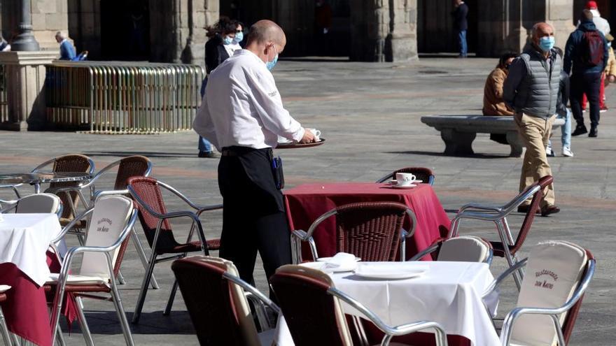 Salamanca rebaja a nivel 3 las medidas frente al COVID