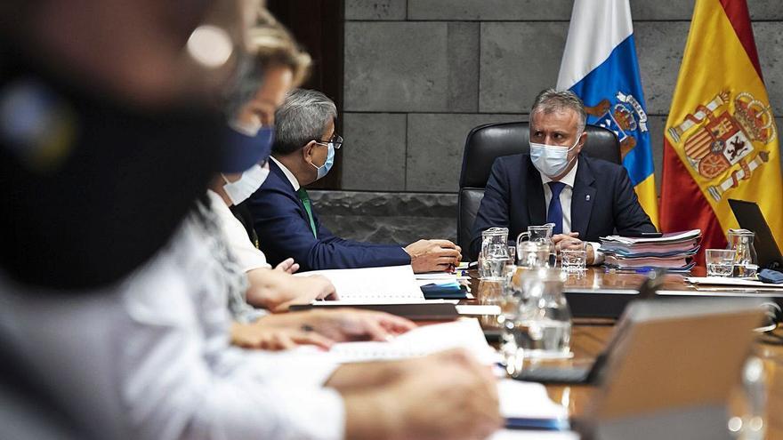 Canarias aspira a que Bruselas sufrague más de la mitad del plan de reactivación
