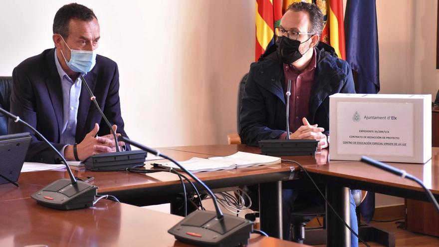 """El alcalde de Elche acusa al PP de """"generar crispación"""" con la polémica del Virgen de la Luz"""