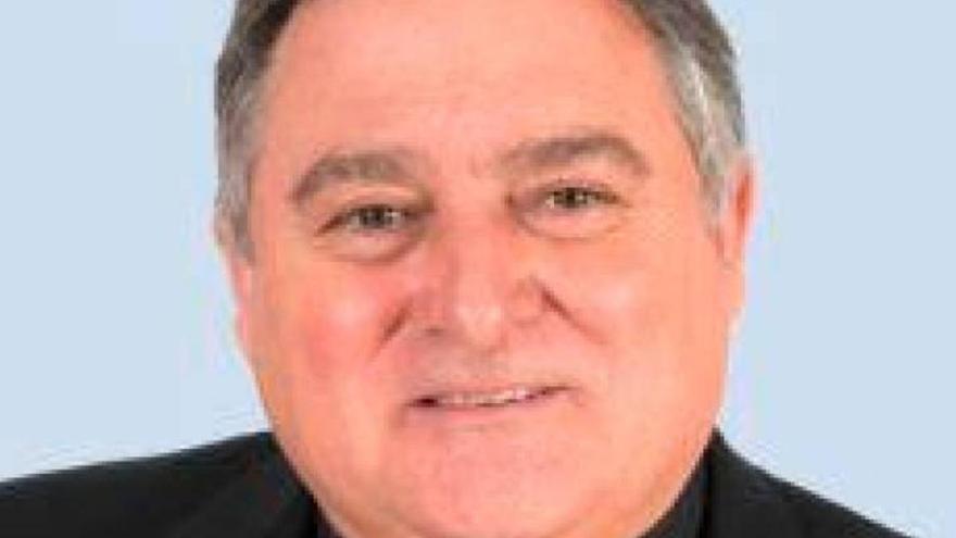 José Mazuelos, nuevo obispo de Canarias