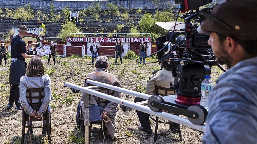 El coso de Buenavista, una ruina de película