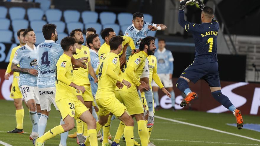 Villarreal - Celta: horario y dónde ver el partido en televisión