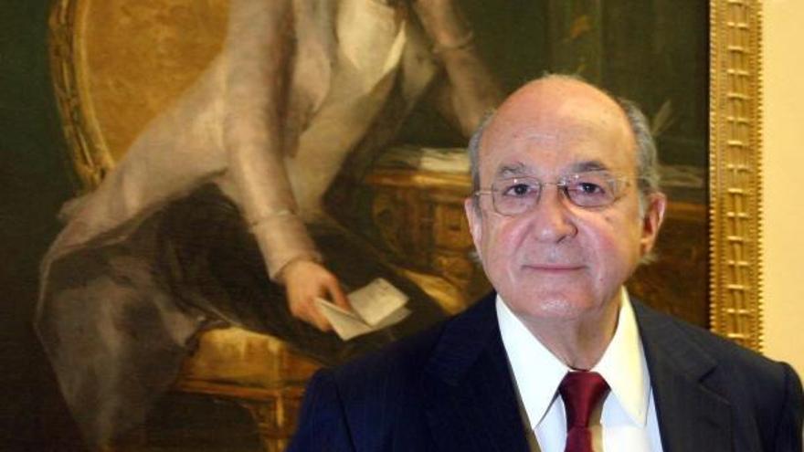 """El Prado despide a Arango: """"Este museo se queda un tanto huérfano"""""""