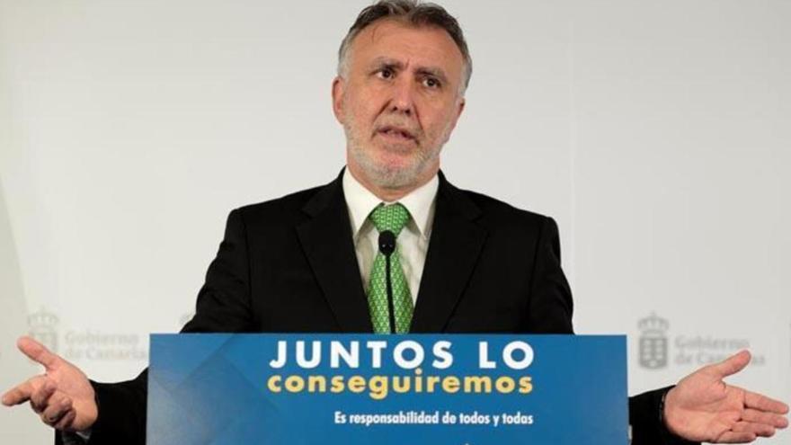 Torres insiste en que debe haber solidaridad entre las CCAA para afrontar la presión migratoria en Canarias