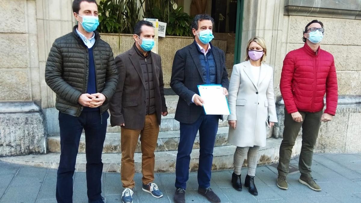 """Company presenta ante Delegación del Gobierno """"su queja enérgica ante la falta"""" de vacunas recibidas por Baleares"""