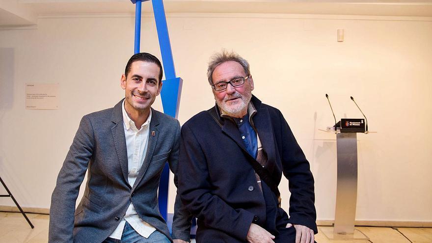 La Fundación Miquel Navarro tendrá  casi 500 obras y un museo en Mislata