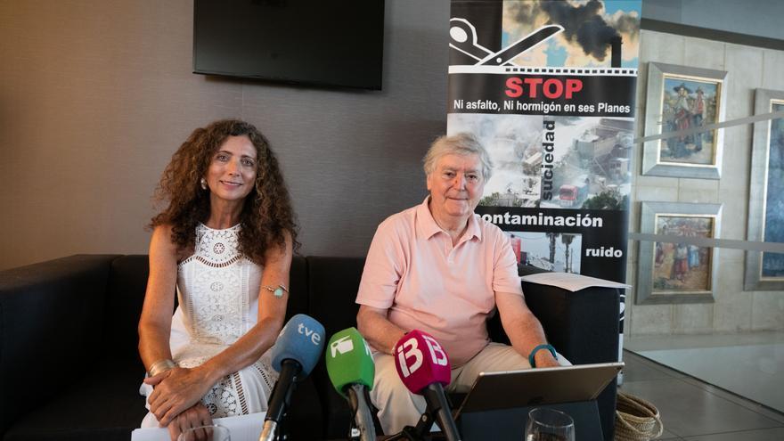 Los vecinos de Ses Planes celebran que el Govern no autorice la planta de hormigón en la cantera de Ibiza