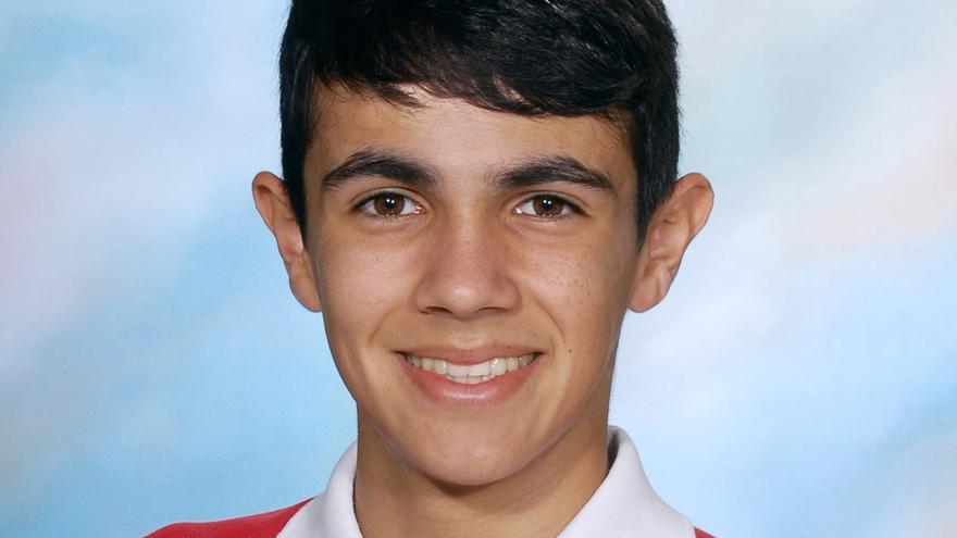 Un alumno del Colegio Arenas Atlántico, ganador nacional del concurso 'Talento en Bolsa'