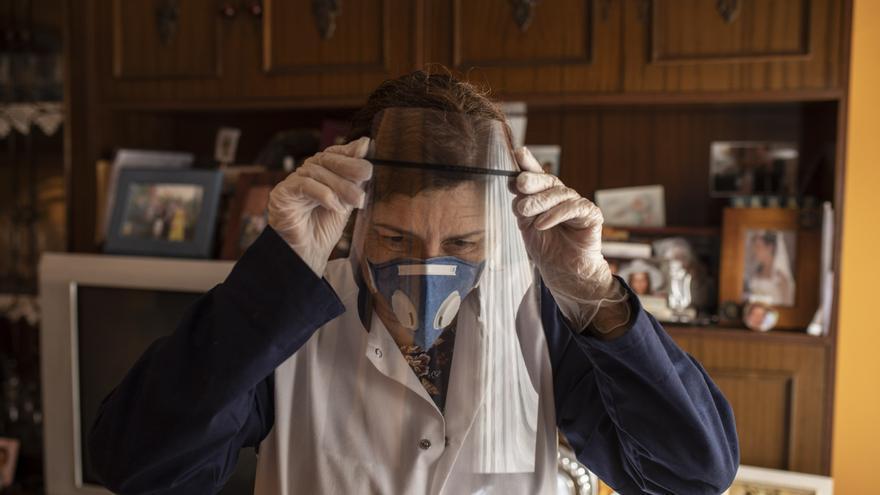 La ayuda a domicilio en Zamora exige un nuevo convenio para dejar la precariedad