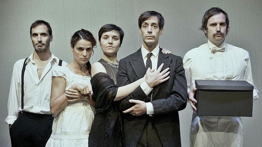Ivan Padilla, actor manresà: «Connecto amb les obres de Baricco: imagino les seves històries a l'escenari»