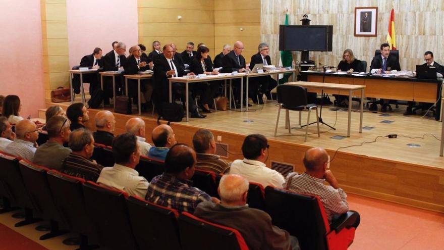 El Supremo confirma a siete condenados por el caso Alhambra