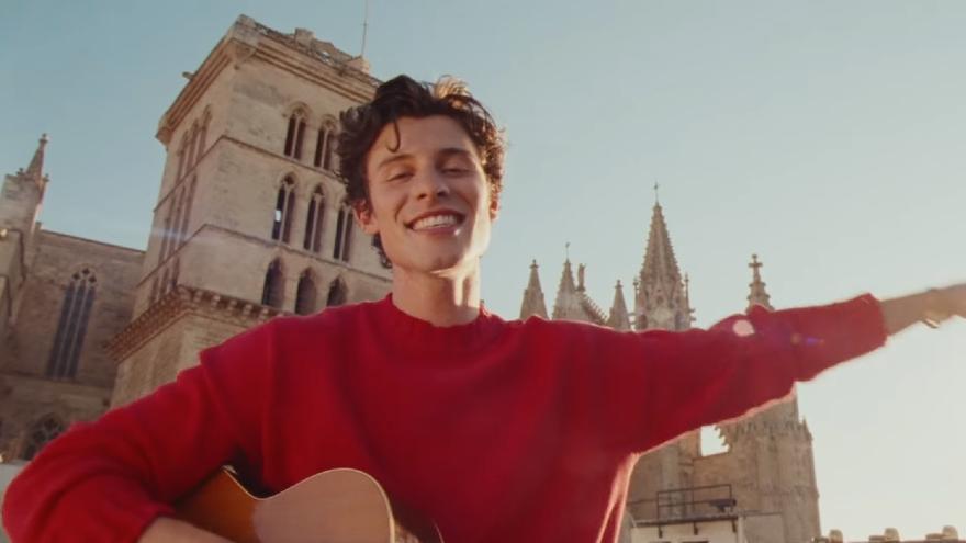 Shawn Mendes, un amor de verano en Mallorca