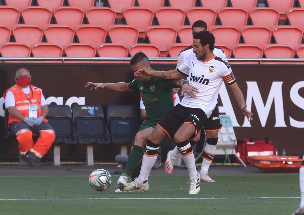 Las imágenes del Valencia CF -  Athletic de Bilbao
