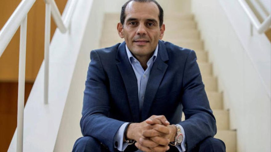 El canario Juan Verde, entre los 100 líderes más influyentes contra el cambio climático