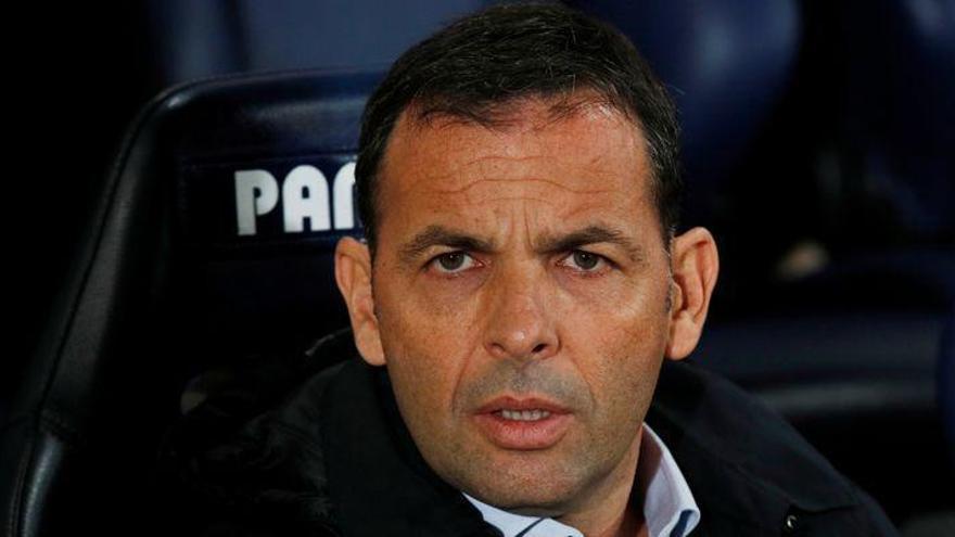 Calleja iguala su peor racha sin ganar en el Villarreal