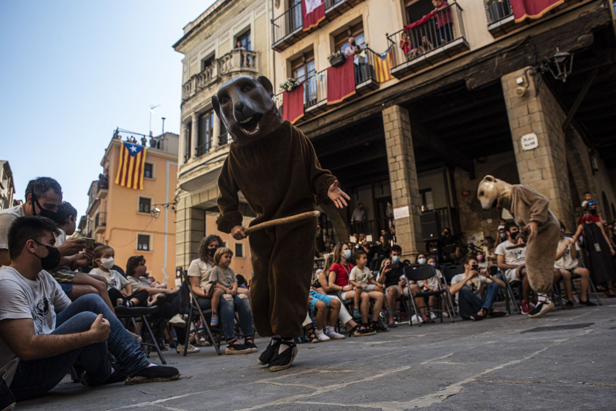 Els ballets tornen per la Festa Major de Solsona