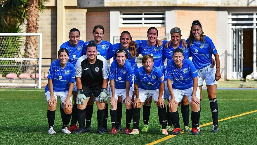 Foios crea su primer equipo amateur de fútbol femenino