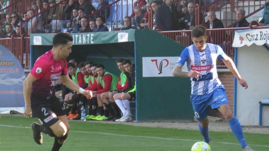 El Yeclano Deportivo se vuelve de Talavera con un merecido empate tras un pobre partido