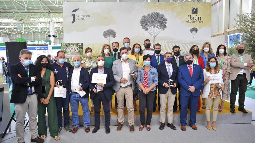 AEMO entrega en Expoliva sus premios anuales