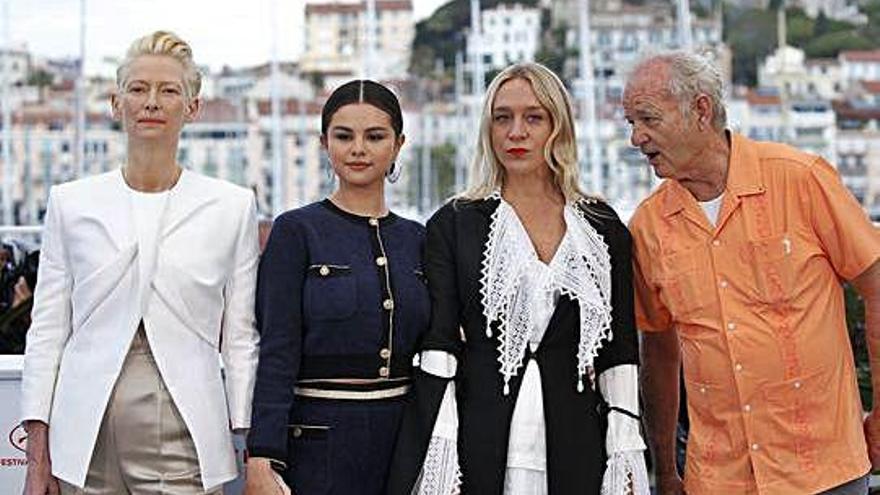 Risas y reivindicación en Cannes