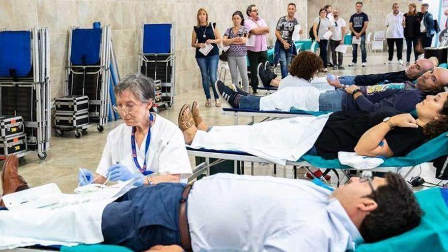 El Estadio de la Cerámica abre sus puertas este jueves para donar sangre