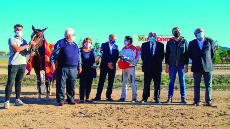 Helen Llinaritx conquista un sorprendente triunfo en la clásica del 'Gran Premi de Manacor'