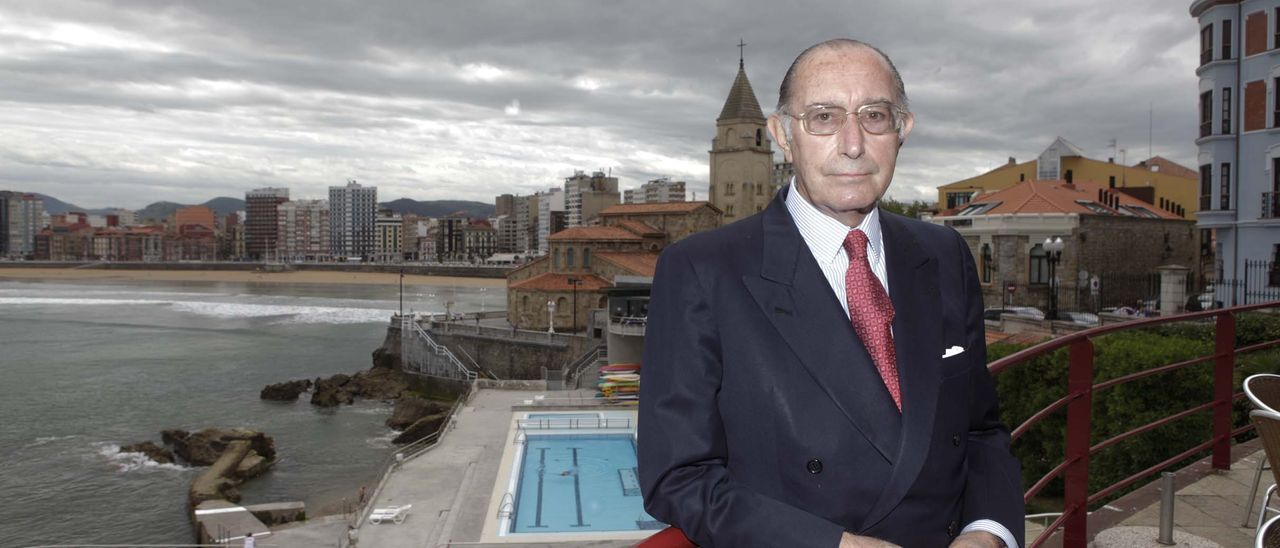 Jaime Lamo de Espinosa.