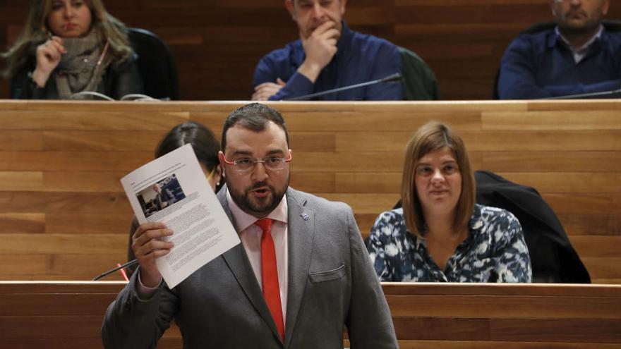Barbón trata de hacer fuerza con Galicia en las alegaciones al estatuto electrointensivo