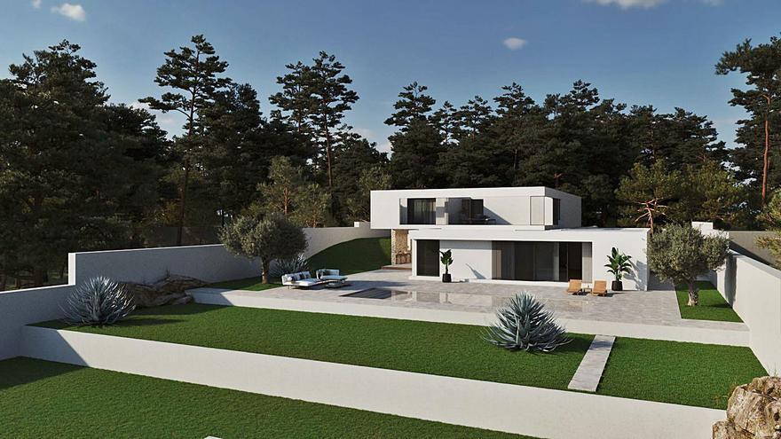 Grupo Keraben presenta su casa de ensueño: «The Cliff House»
