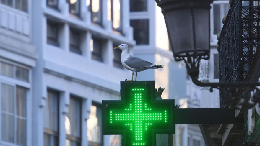Las farmacias de A Coruña lanzan la campaña 'Yo me vacuno'