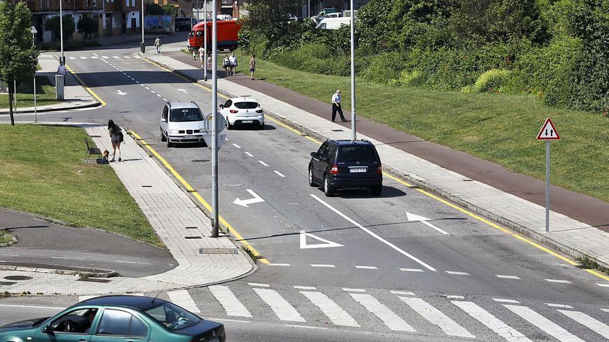 El Lauredal estrena acceso directo con Príncipe de Asturias para aliviar el tráfico