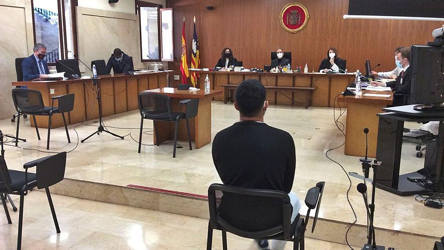 Condenado a dos años de cárcel por abusos un joven que violó a su prima menor en Artà