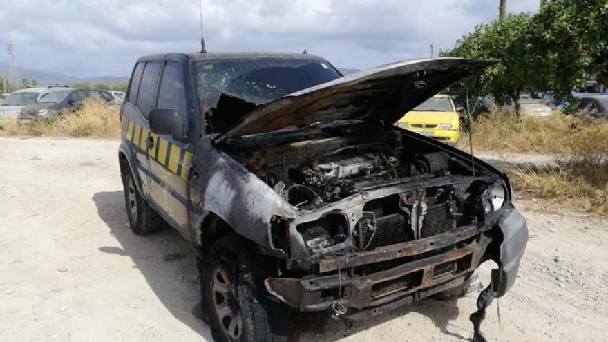Deutscher wegen Brandanschlag auf Fahrzeug der Forstbehörde in Haft