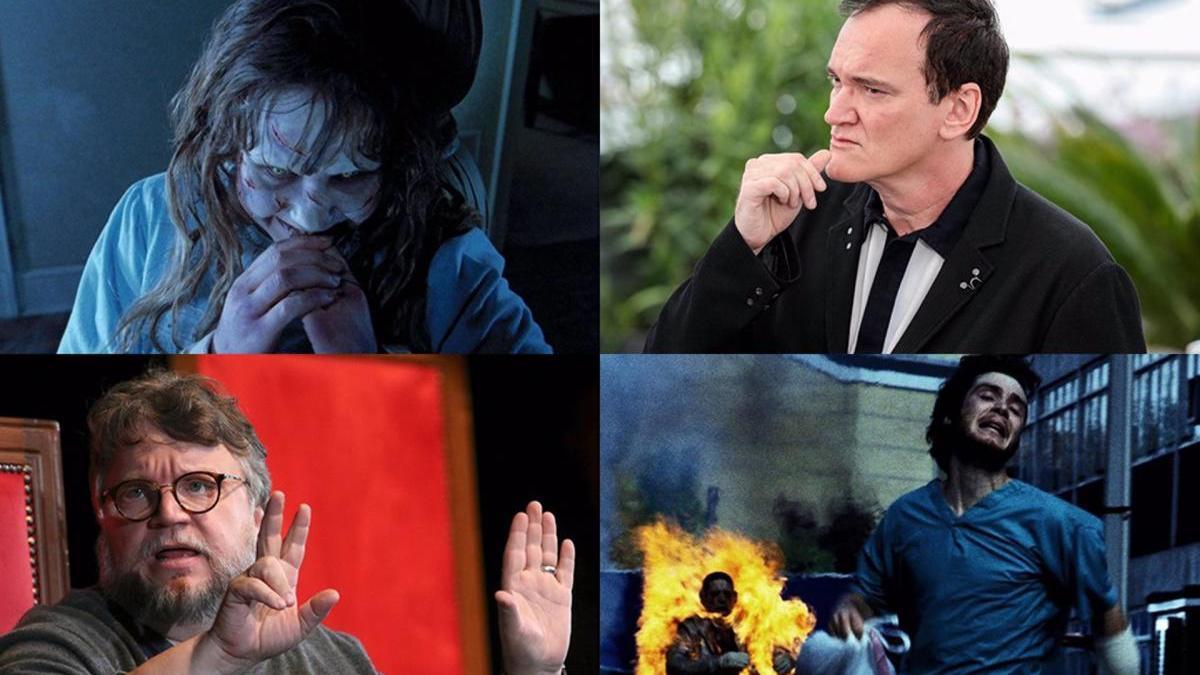 40 grandes directores eligen su película de terror favorita.