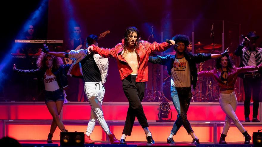 El Teatre Poliorama de Barcelona acull el musical d'homenatge a Michael Jackson 'I want u back'