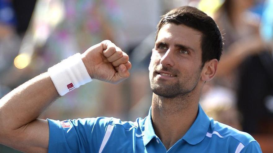 Djokovic se retira del dobles en Cincinnati por una lesión