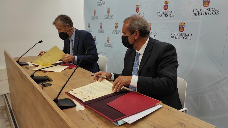 El Consultivo y la Universidad de Burgos firman un convenio de colaboración académica