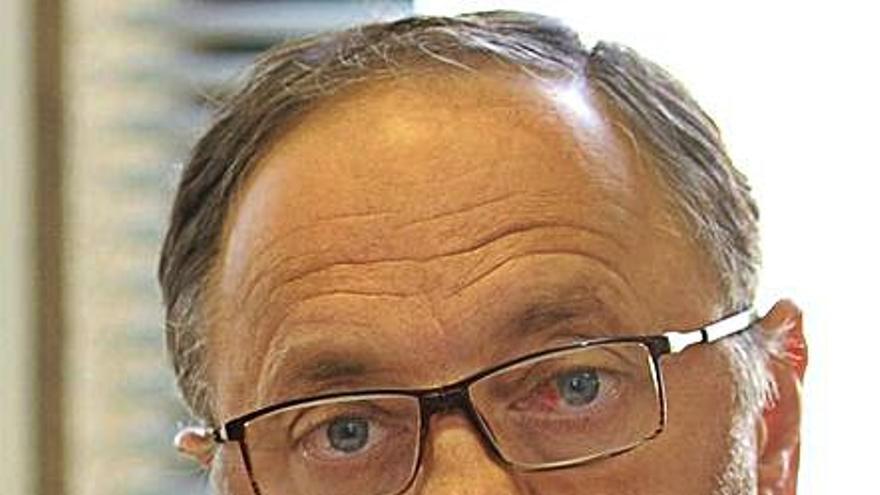 """Otero dice que no es necesaria la moción de censura porque Taboada """"ya puso caducidad a su mandato"""""""