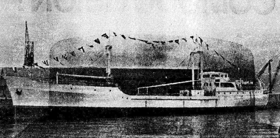 Un viaje por la flota de Pescanova