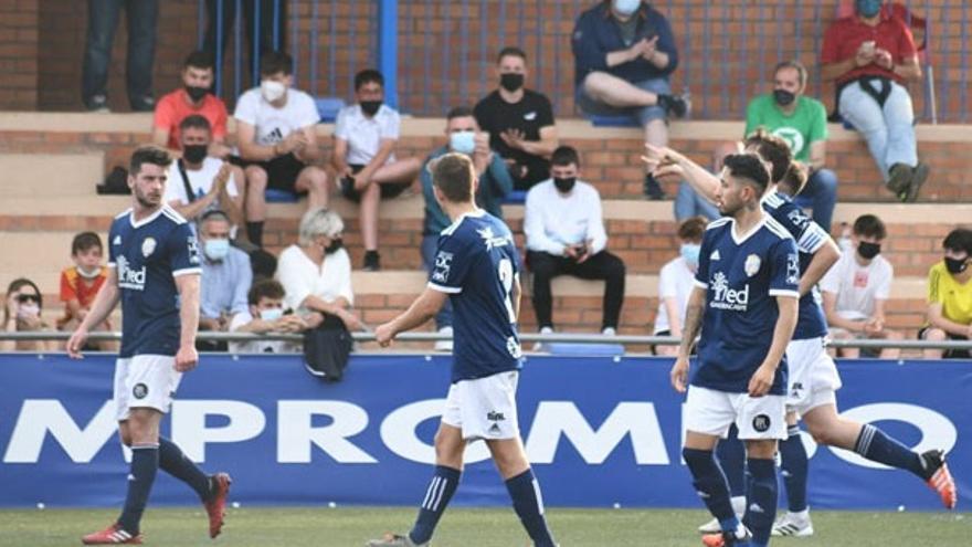 El Caspe asciende a Tercera División