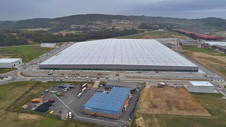 Una empresa compra dos parcelas en el polígono de A Laracha por 1,6 millones