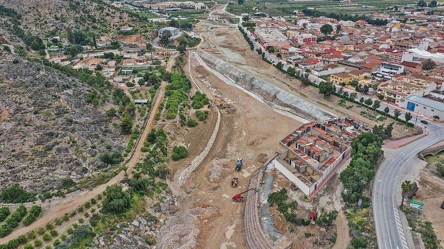 La CHS prevé deslindar 50 kilómetros de cauces de ramblas en la Vega Baja para evitar su ocupación