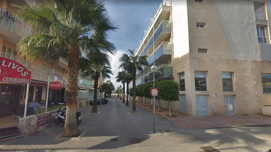 Deutscher Urlauber stürzt aus Hotel an der Playa de Palma