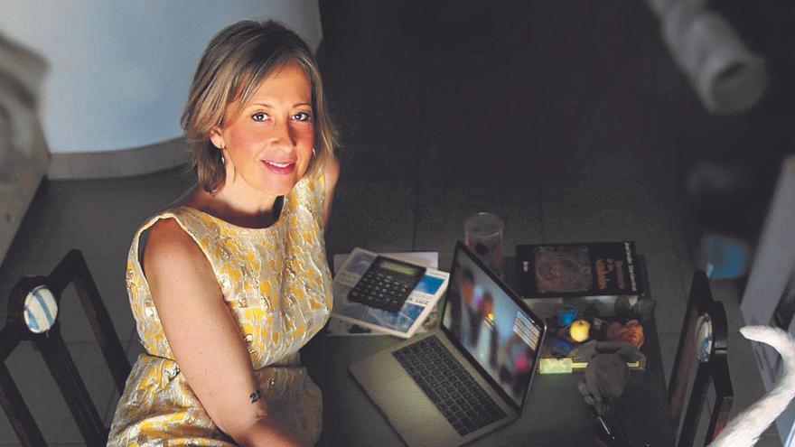 Marta Abellán, imaginación en equipo