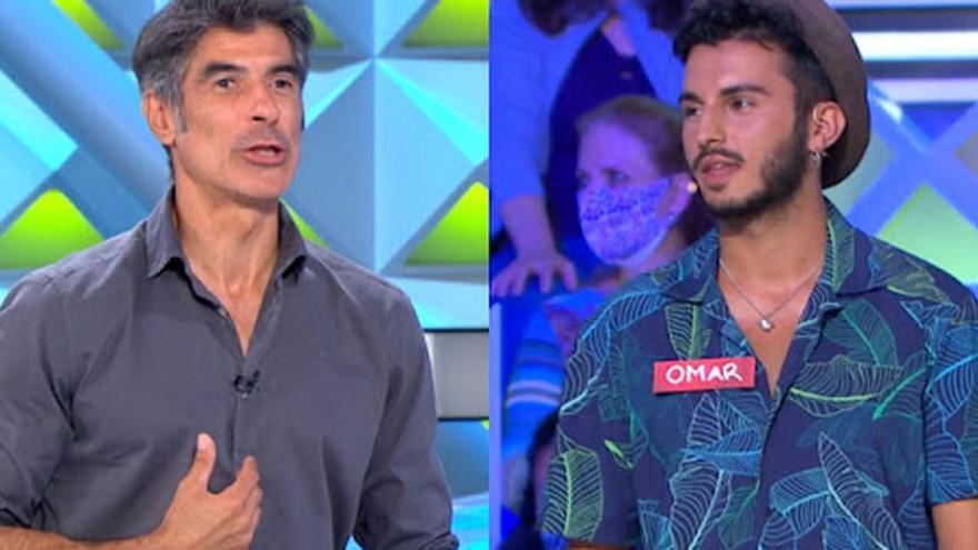 """Un concursante de 'La ruleta de la suerte' intenta ligar con Jorge Fernández: """"Me pones mucho"""""""