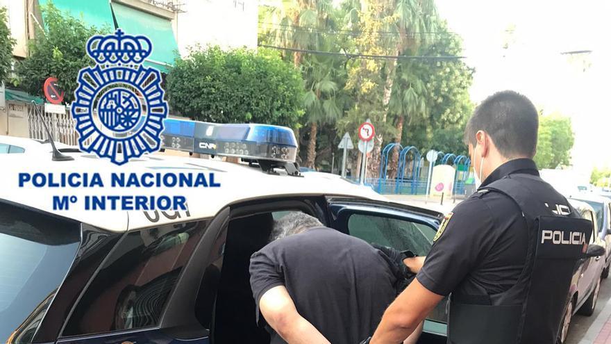 Muere en Murcia la mujer golpeada hace un mes por su hijo con una báscula