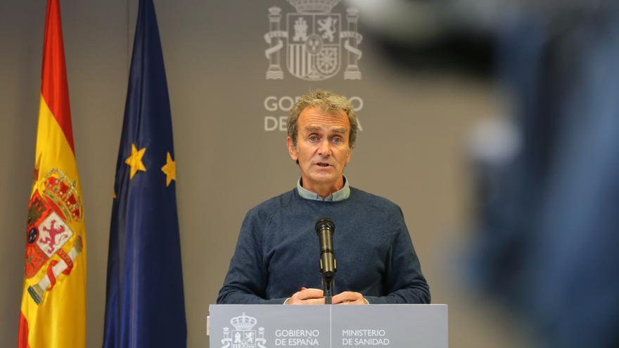 España suma 11.061 contagios y 93 muertes, con la incidencia descendiendo a 151 casos